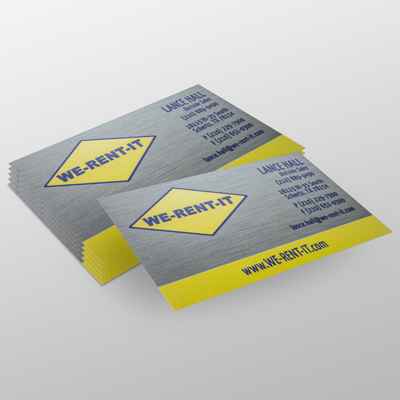 18PT C1S Business Card