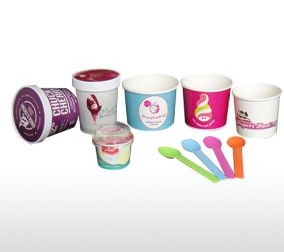 Paper cups printing