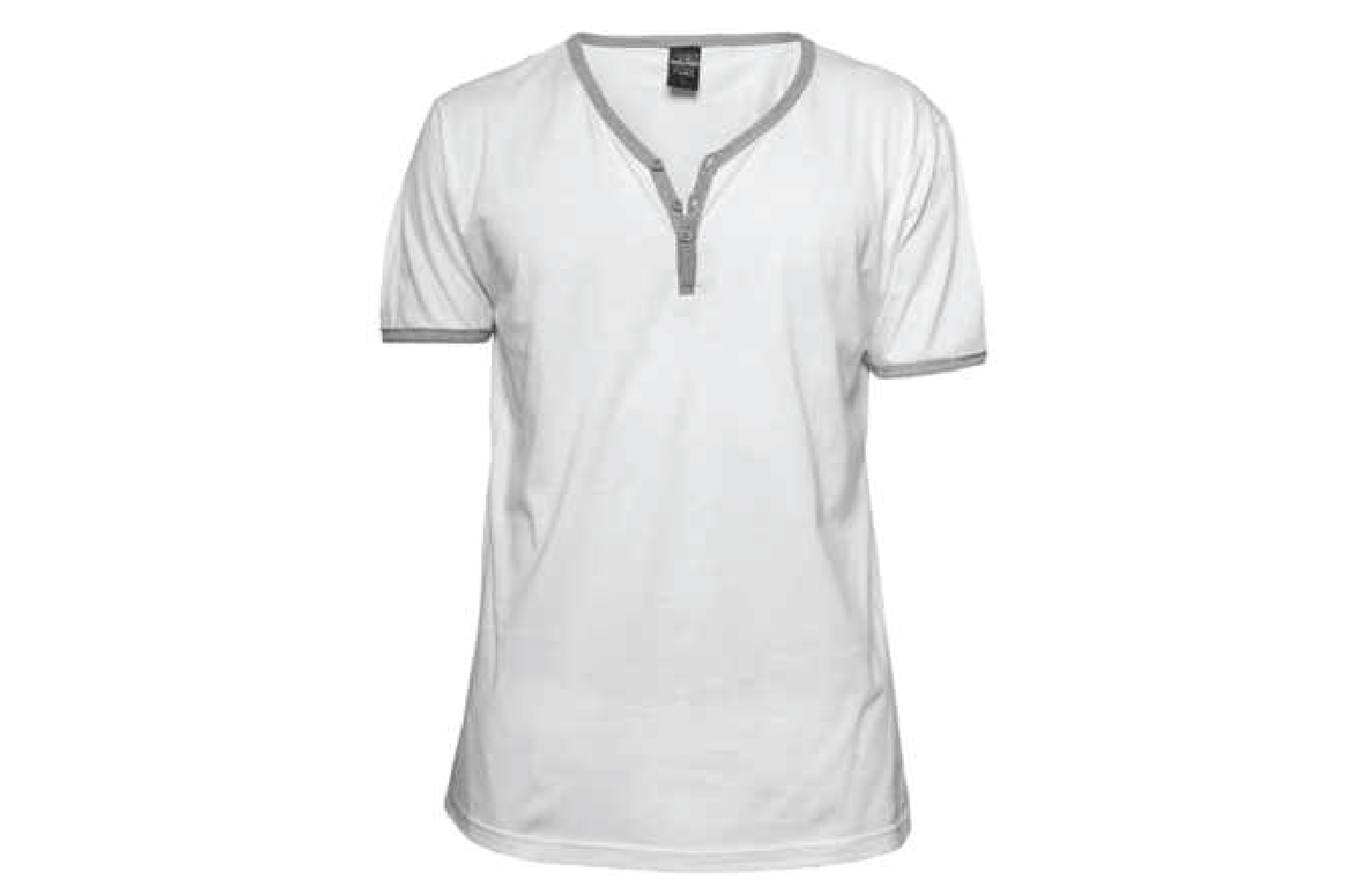 Y Neck Style T Shirt
