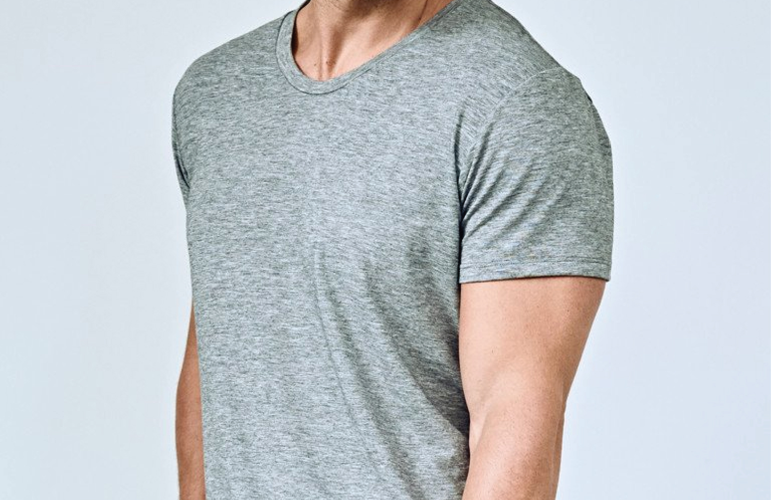 The Scoop Neck style T shirt