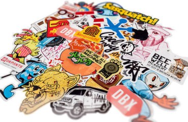 Custom Stickers Printing